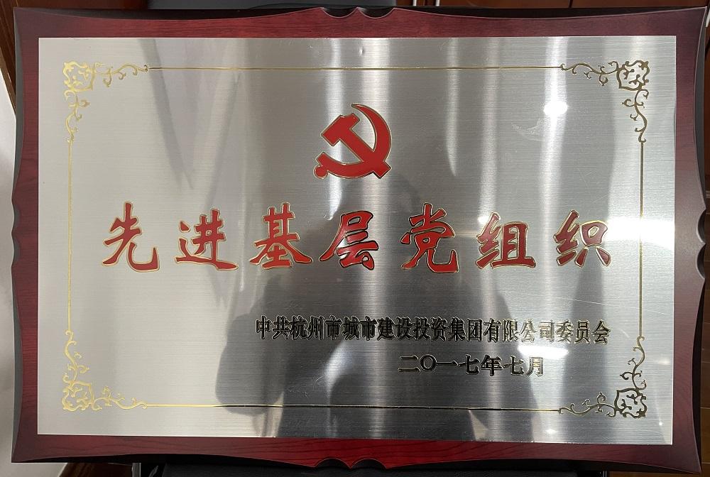 2017先进基层党组织